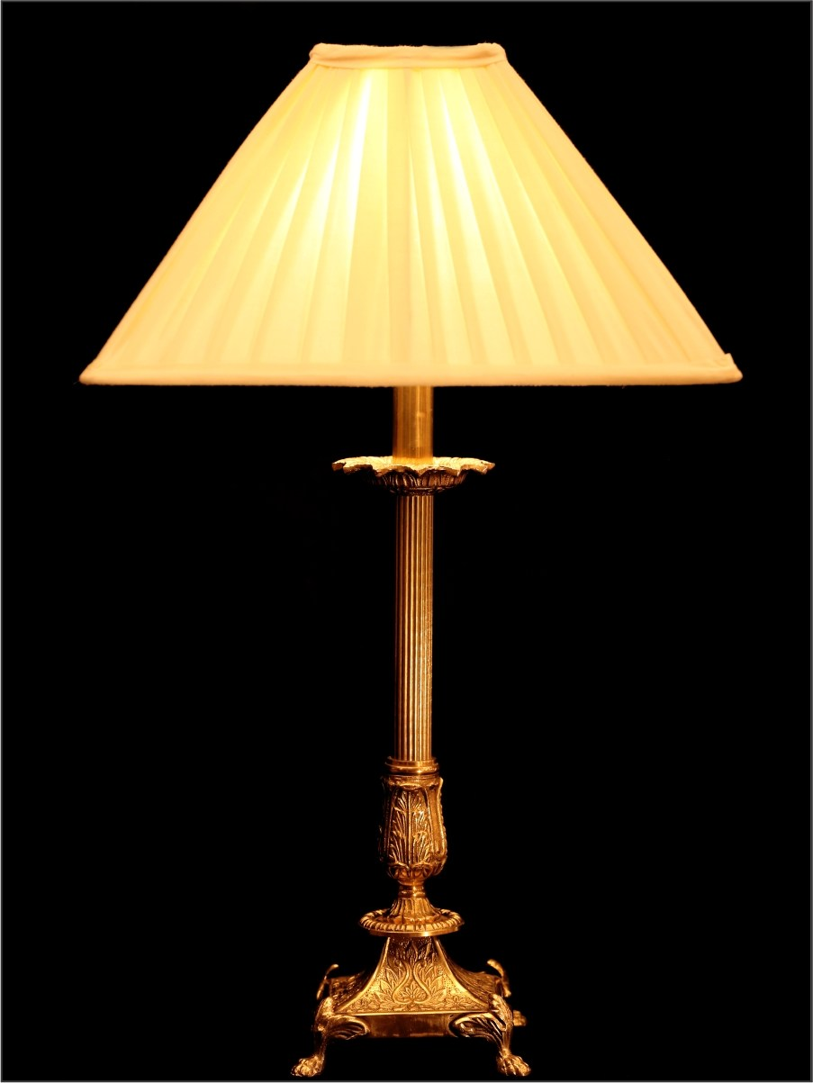 Corinthian table lamp hishighness makers of the finest corinthian main corinthian 3 geotapseo Choice Image
